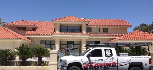 Las Vegas Roofing, Residential, Commercial, Roof Services