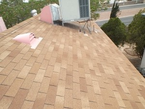 Shingle Roof Repair - After