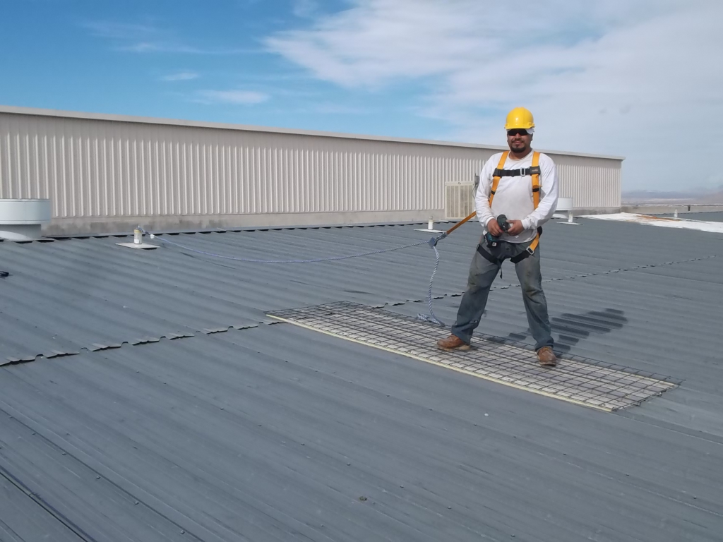 Are Your Skylights Protected Las Vegas Roofing