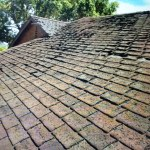 Shingle Re-Roof (Before)